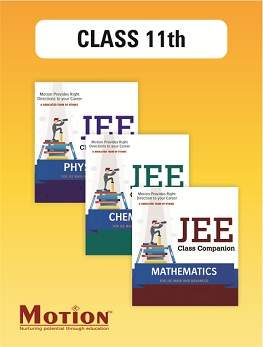 JEE PCM Study Material for Class 11th