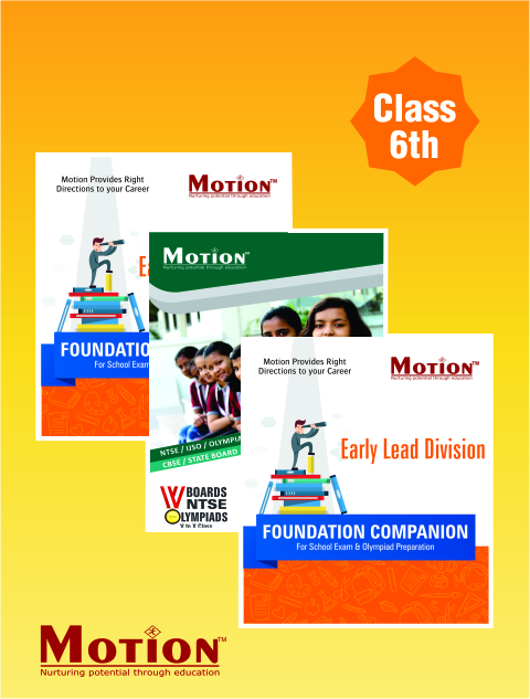 Foundation Companion SMP For Class 6th